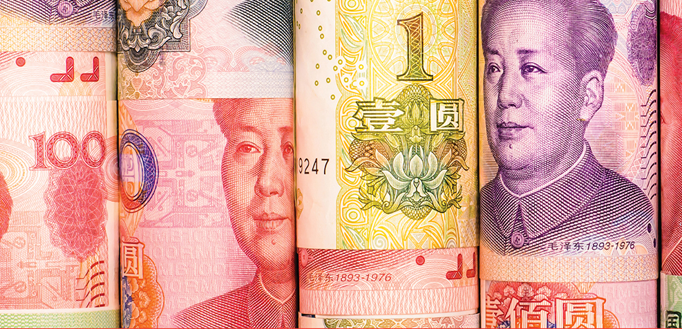 Gaining Currency – The Rise of the RenMinbi